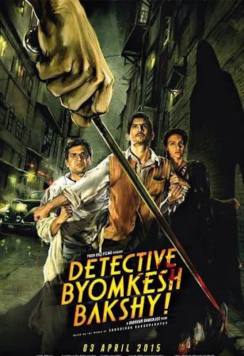 Detective Byomkesh Bakshy (2015) Movie Poster No. 3