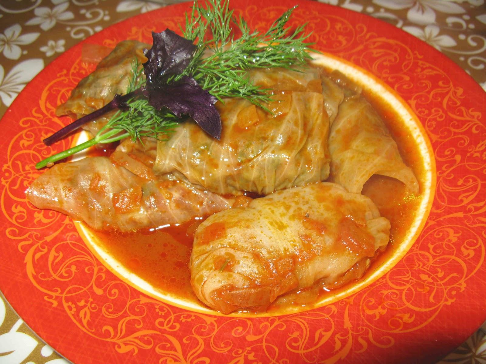 Рецепты блюд украинской кухни пошагово