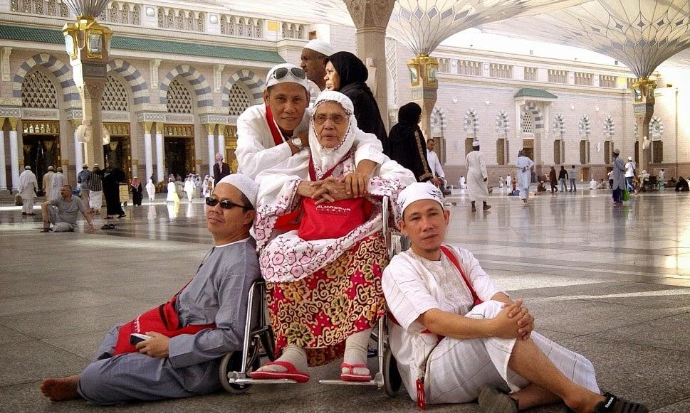 Umroh di Bandung bersama Satutours Travel Umroh