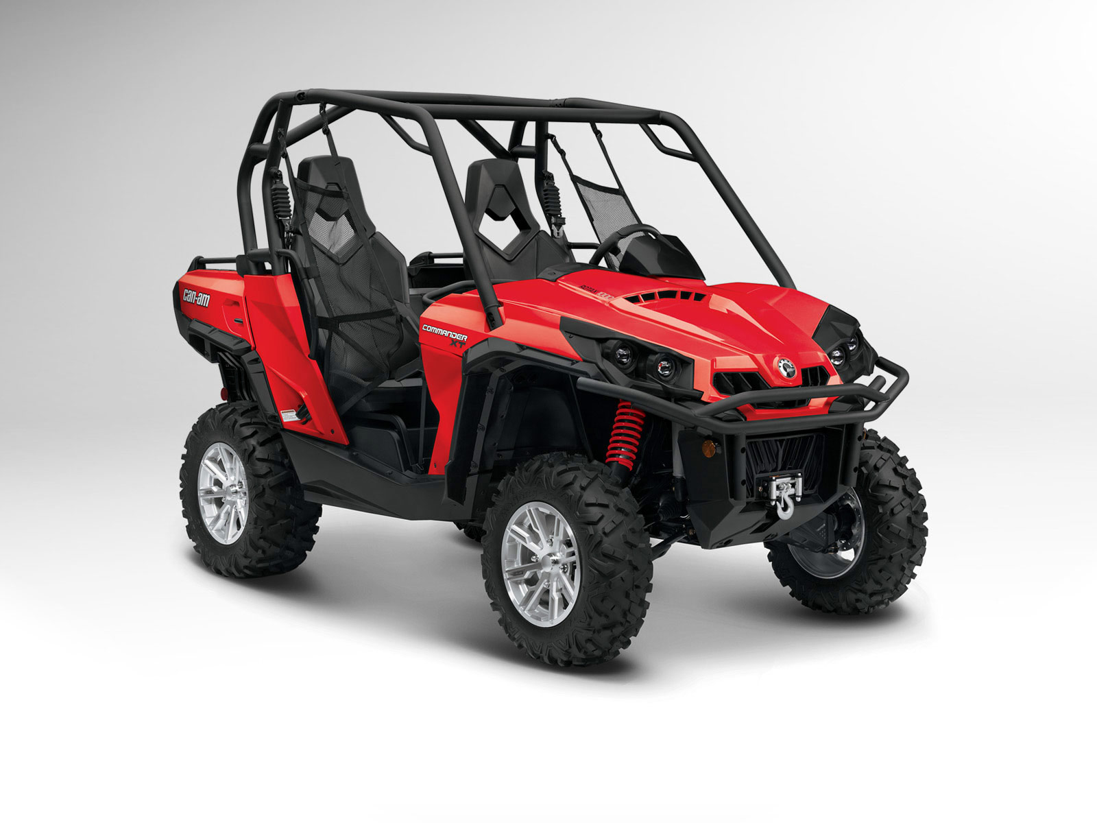 2012 Can-Am Commander 1000 XT ATV pictures 2