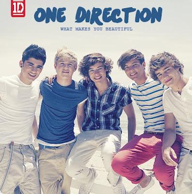 One Direction - What Makes You Beautiful Lirik dan Video