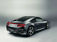 Revealed: 2015 Acura NSX Concept