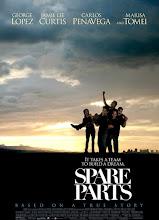 Spare Parts (La vida robot) (2015) [Latino]