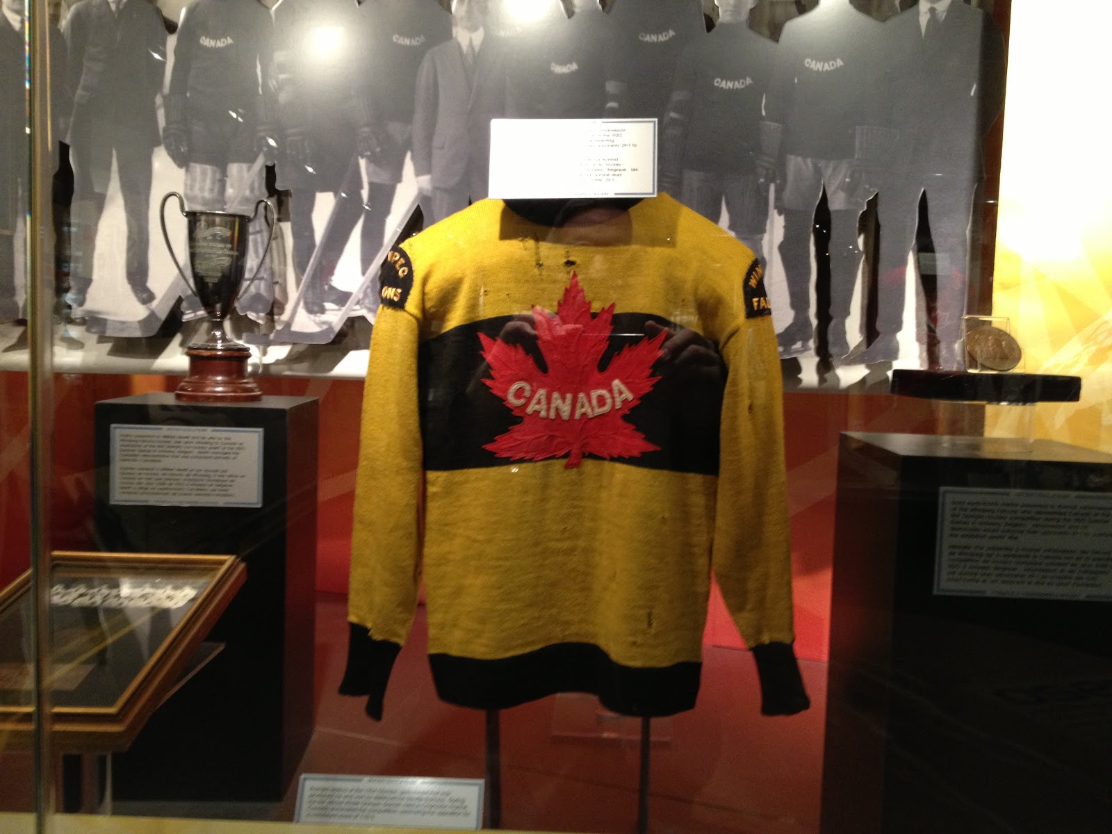 hockey sweater essay From the paper: the story selected for this essay is the hockey sweater by a french-canadian writer roch carrier the essay will argue that the main theme of the.