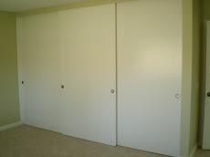 Closet Rebuild