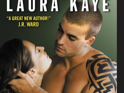 Release Day Review | HARD TO LET GO (Hard Ink #4) by Laura Kaye