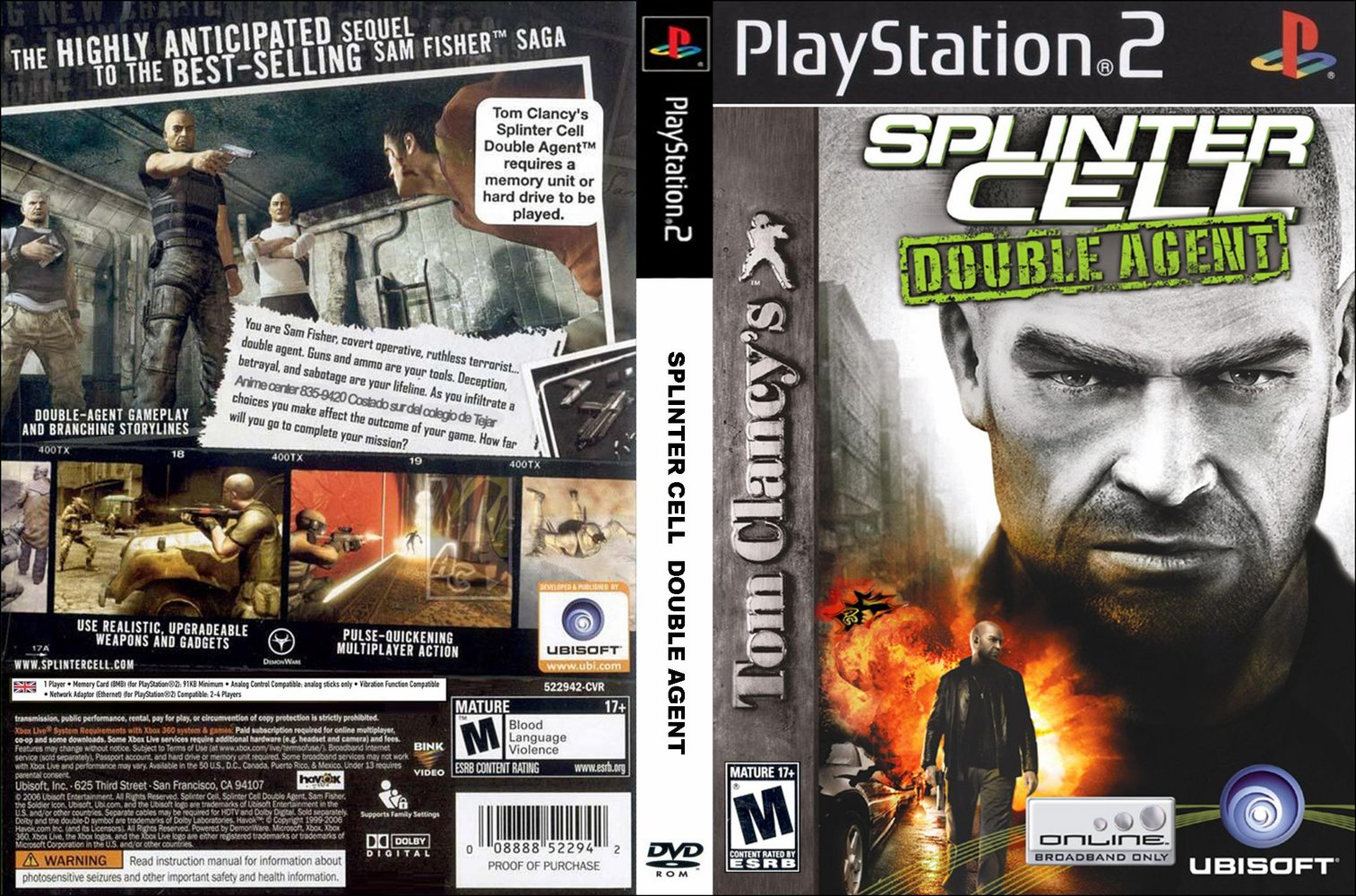 Crack Splinter Cell Conviction скачать
