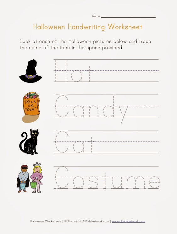 Handwriting Worksheets Printables
