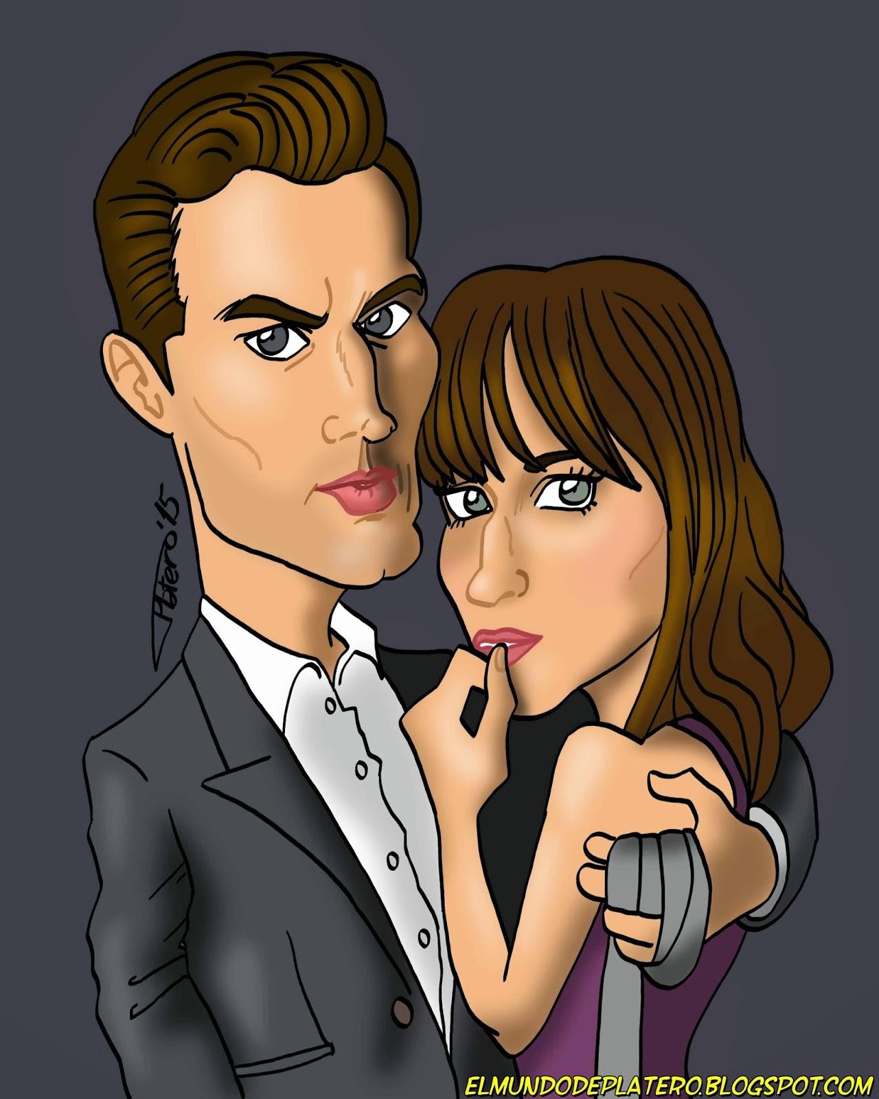 Grandes parejas del cine y la televisión