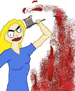 mulher assassina