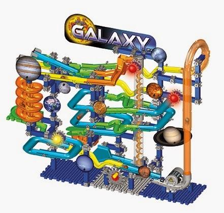 Techno Gears Marble Mania Galaxy 2.0