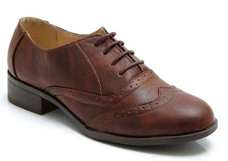 Bhs Brown Brogue