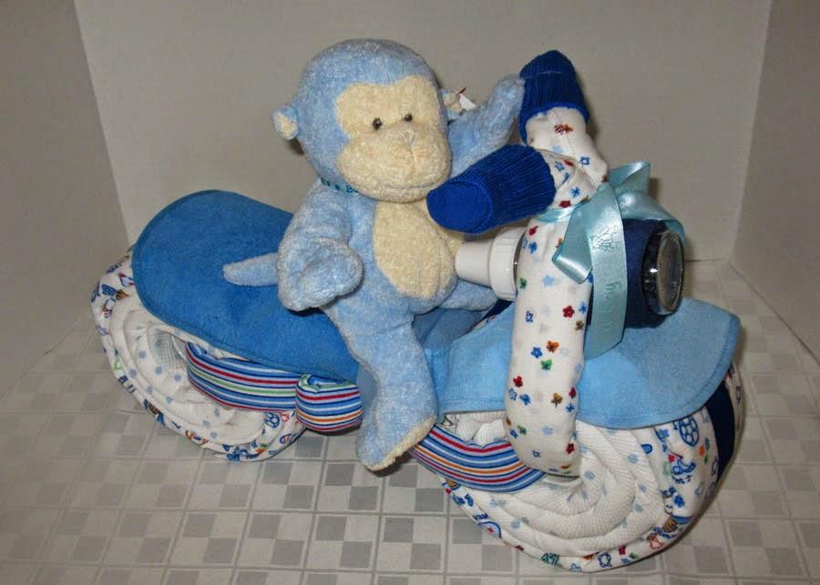 Centros de Pañales, Baby Shower