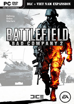 Battlefield: Bad Company 2 PC Cover