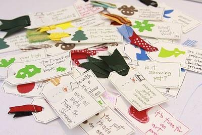 ... & Re-Parons Noël: Faire et remplir son calendrier de lAvent récup
