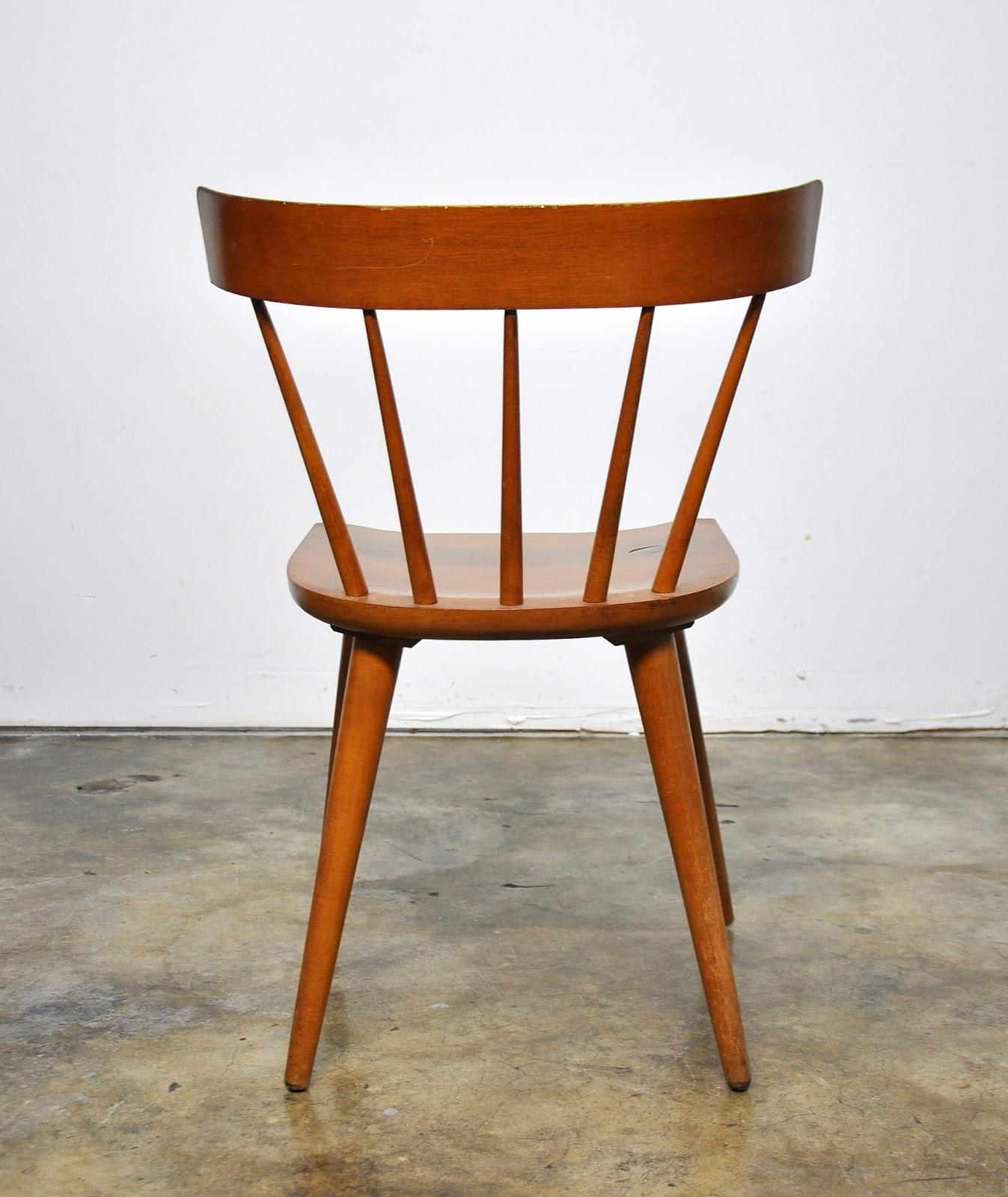 SELECT MODERN Paul McCobb Desk or Side Chair