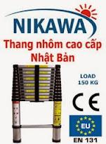 Thang nhôm Nikawa