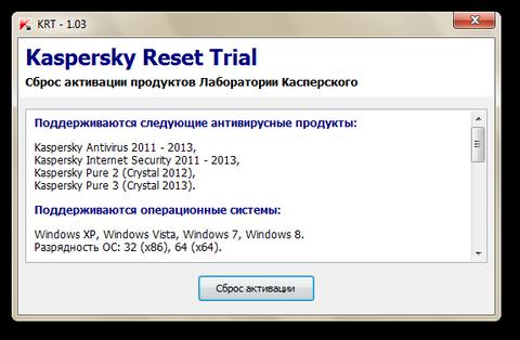 v reset 2.2 kaspersky trial