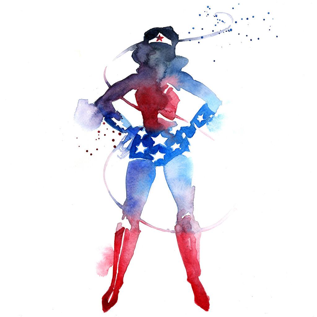 nuncalosabre.Superheroes - ©Blule