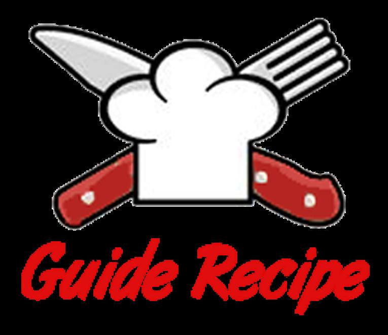 Guide Recipe