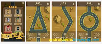 In The Line - Game Unik Terbaru untuk Android