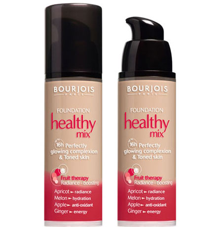 Thanh ly hoac doi found Bourjois healthy mix foundation 52