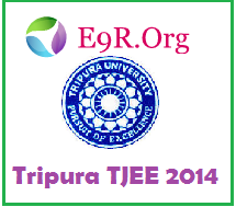 Tripura TJEE 2014 Admit Card, Hall Ticket, Syllabus, Results