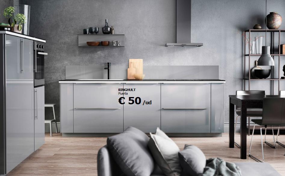 Ikea catalogo ikea cocinas for Muebles cocina ikea precios