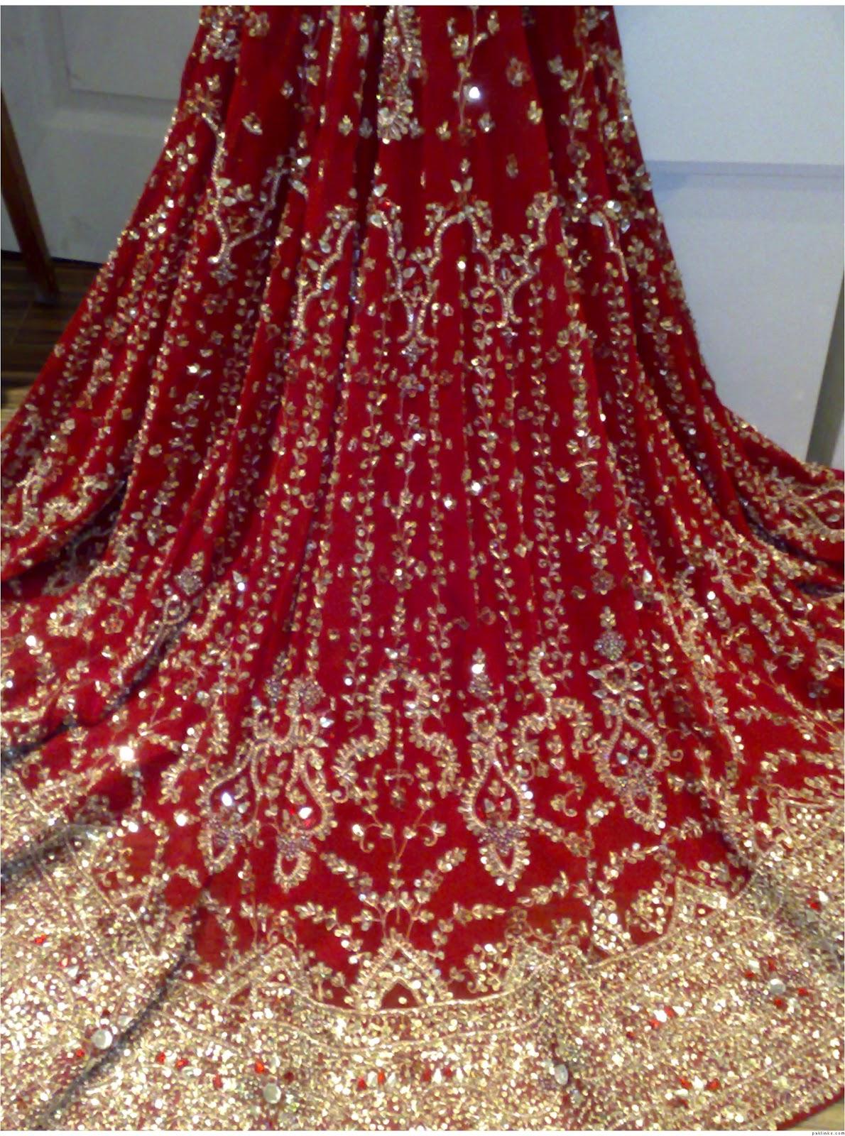 Muhlisah Indian Bridal Lenghas 2011
