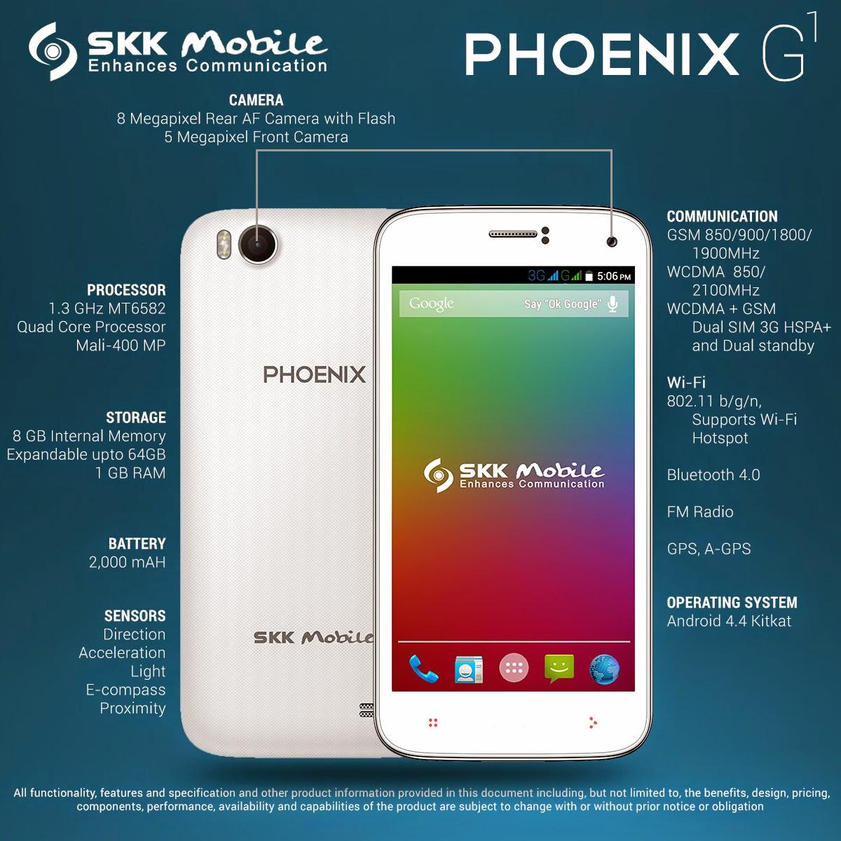 SKK Phoenix G1 Quad-Core, SKK Phoenix G1 Cheap Quad-Core