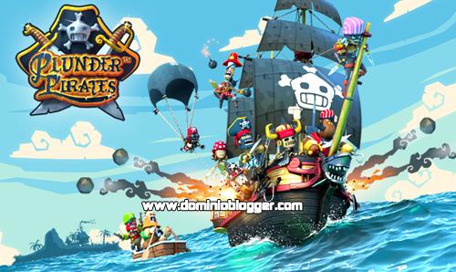 Unete a la aventura pirata en el juego de Plunder Pirates