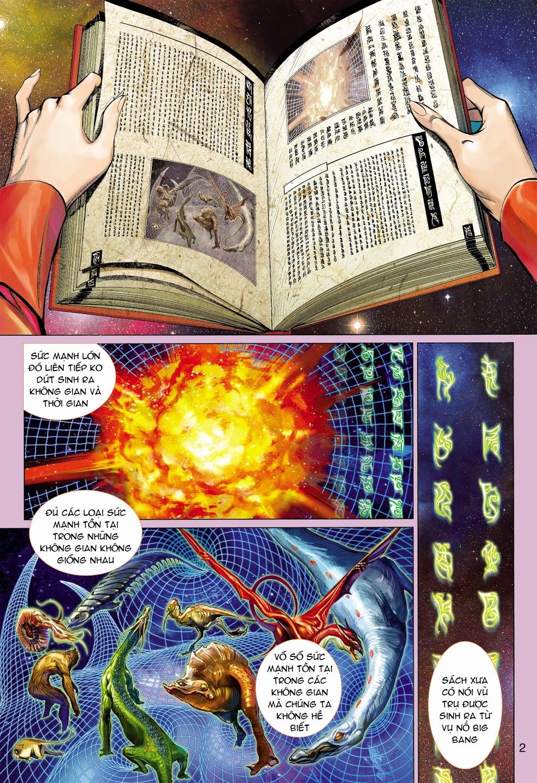 Thần Binh 4 chap 26 - Trang 3