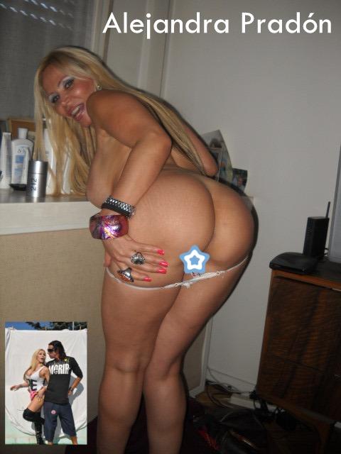 Alejandra Prandon Con Nino Dolce En Unas Fotos Muy Porno Hot