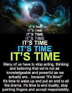 É Tempo de Despertar