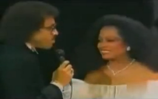 musica de los 80 endless love lionel richie diana ross