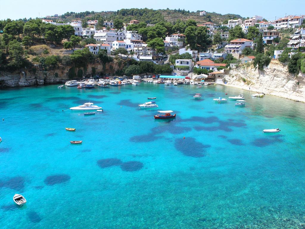 La grecia alonissos grecia mare vacanze viaggi for Grecia vacanze