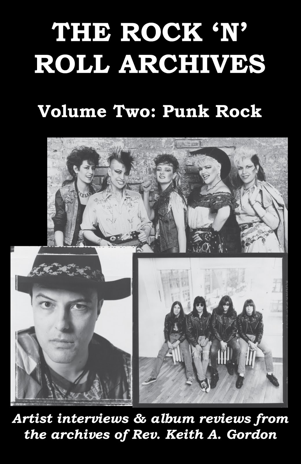 The Rock 'n' Roll Archives, Volume Two: Punk Rock
