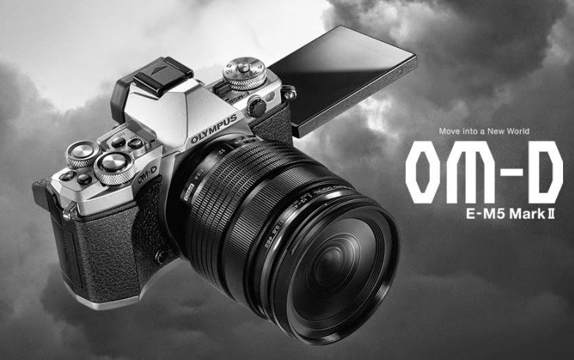 review: Olympus OM-D E-M5 Mark II