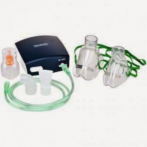 nebulizer compressor family Dr TD 7013