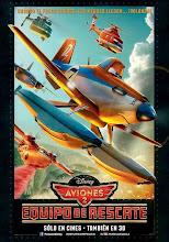 Aviones: Equipo de rescate (2014)