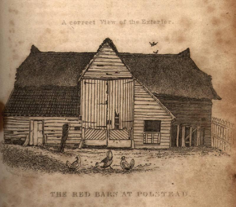 Red Barn Murder