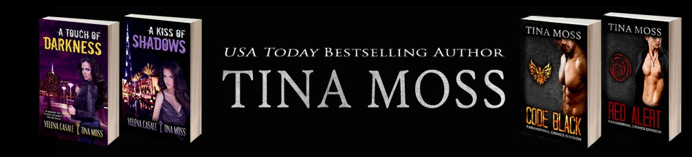 USA Today Bestselling Author Tina Moss