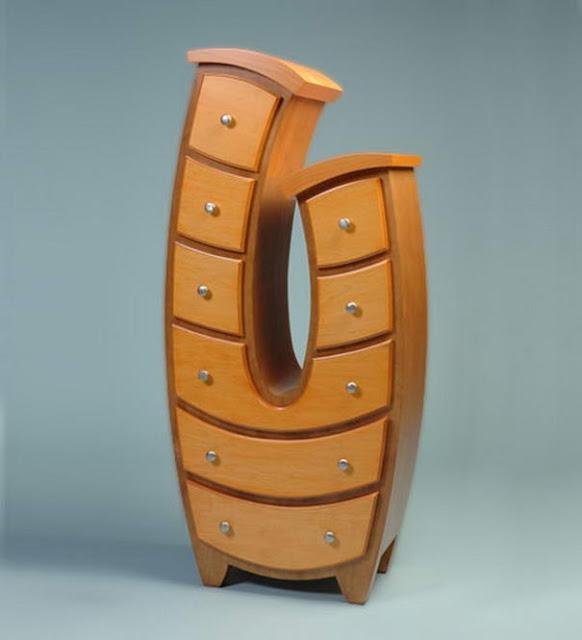 Weirdest Cabinet Designs