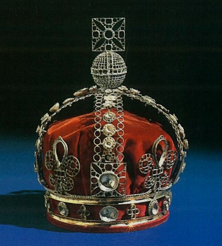Official And Historic Crowns Of The World And Their Locations Introduction And London 1