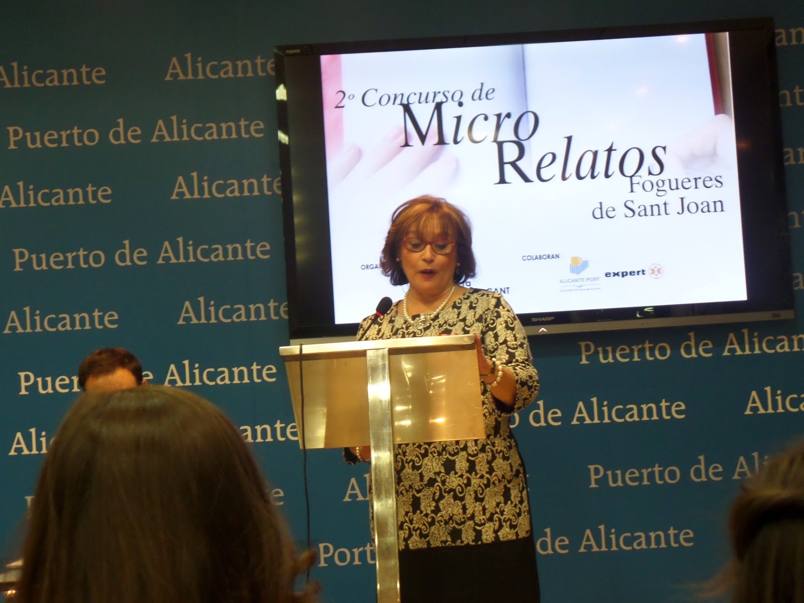 El Blog de María Serralba - II Concurso Micro Relatos