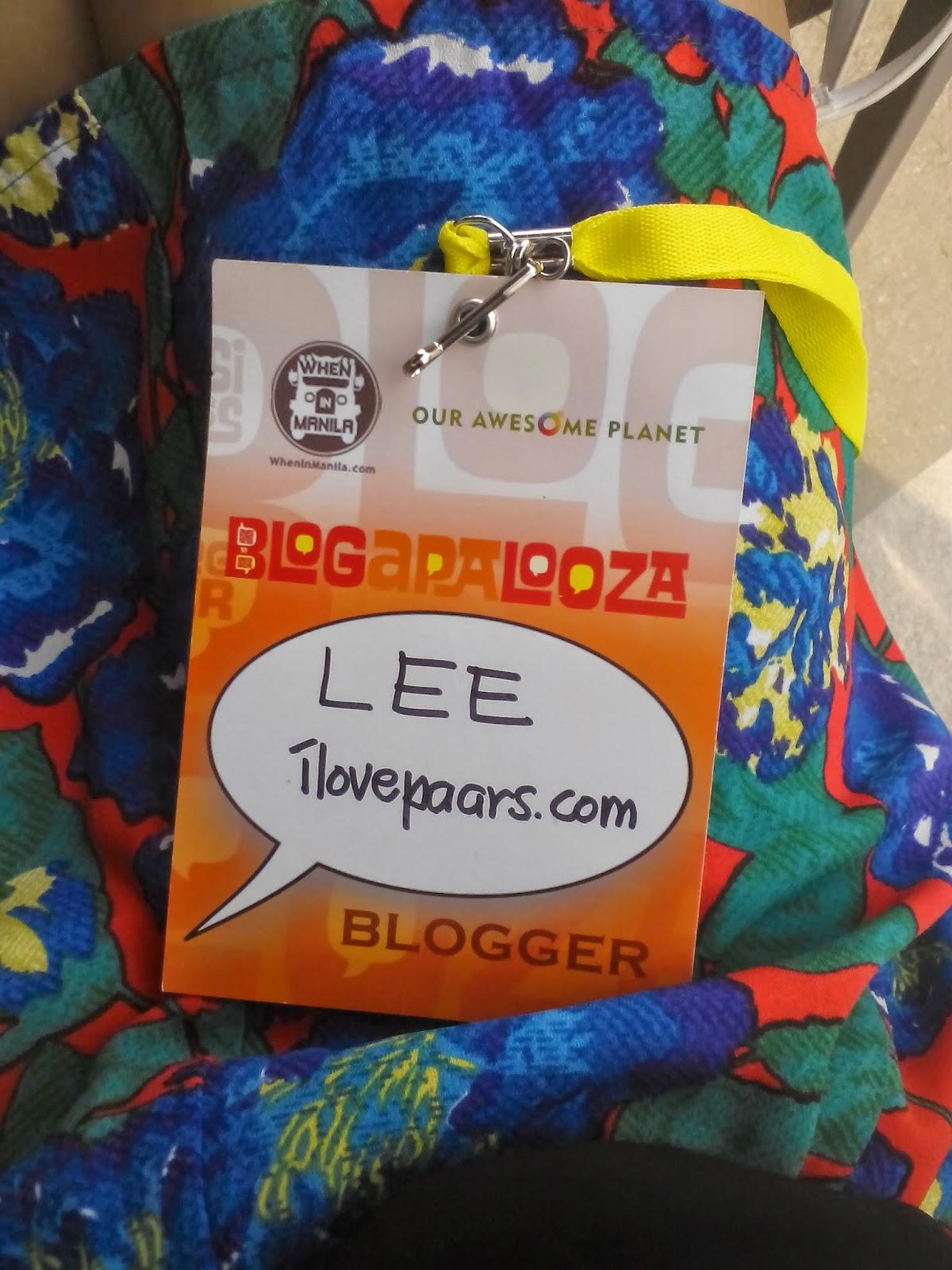 Super fun day in Blogapalooza 2014