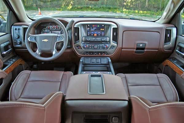 New 2014 Chevrolet Silverado High Country Driven