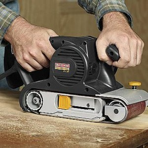 Do it yourself - Woodworking Tools - Portable Belt Sanders - which one to choose?