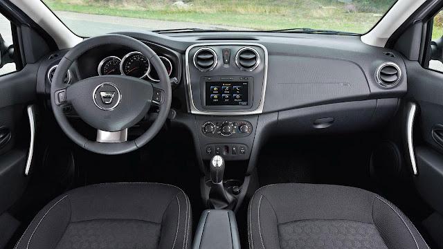 Dacia Sandero Supermini Interior