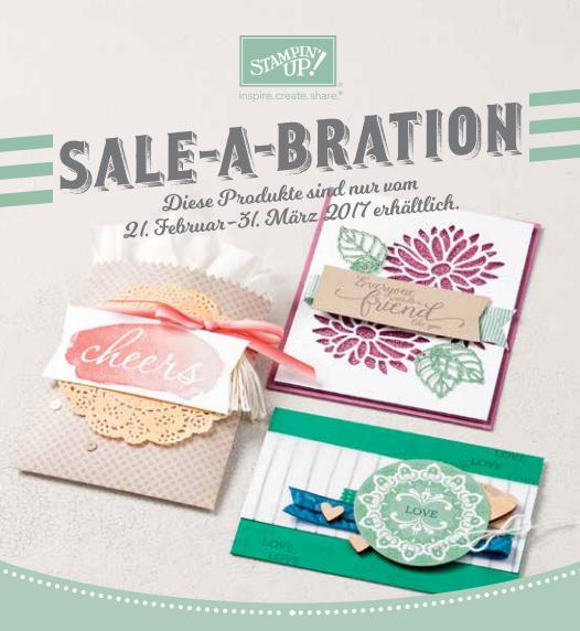 Sale-a-Bration Gratisprämien